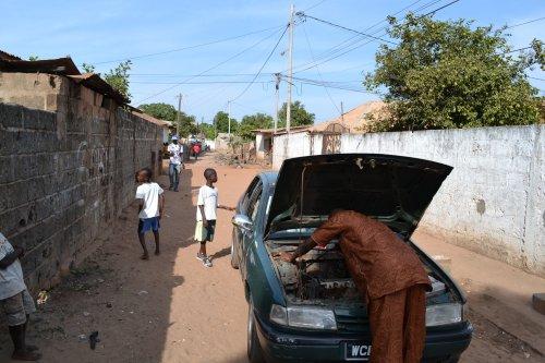 informatie over Gambia