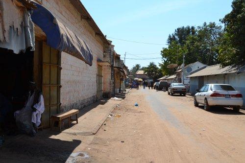 Bezienswaardigheden van Gambia