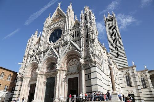 Bezienswaardigheden Siena