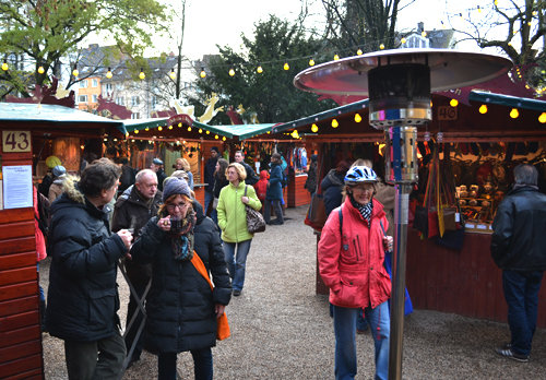 Kerstmarkten Keulen