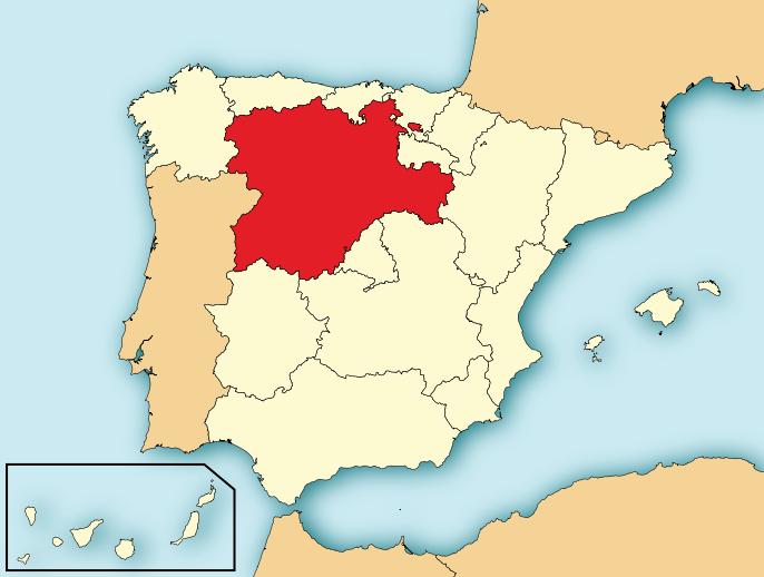Wishlist castilla y le n spanje for Oficina turismo castilla y leon