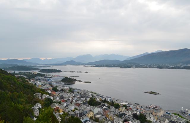 Citytrip Alesund