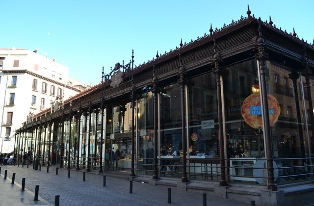 Restaurants Madrid - Mercado de San Miguel