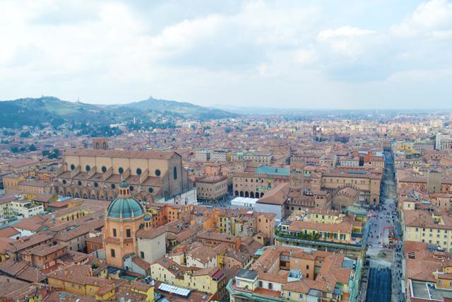 Bezienswaardigheden Bologna