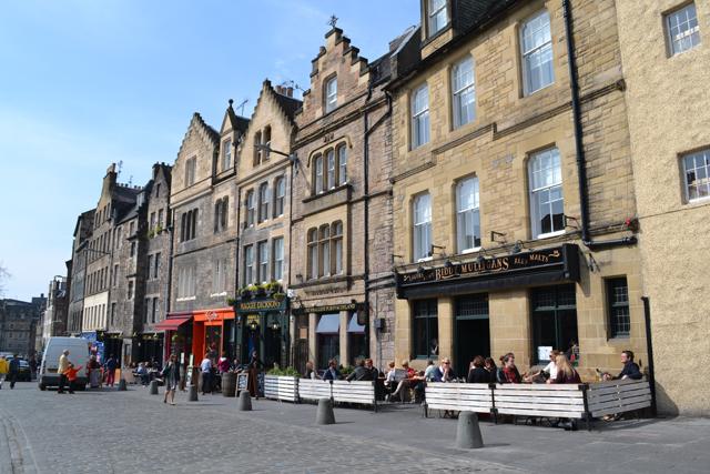 Spookverhalen Edinburgh