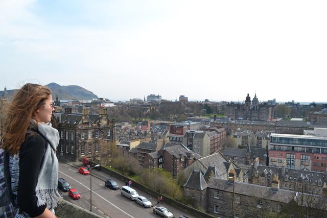Edinburgh bezienswaardigheden