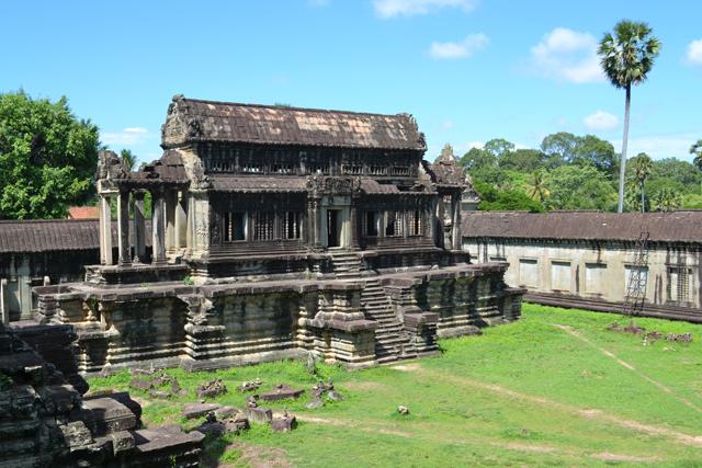 Angkor Wat - Angkor Cambodja
