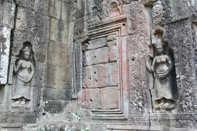 Banteay Kdei - Angkor Cambodja