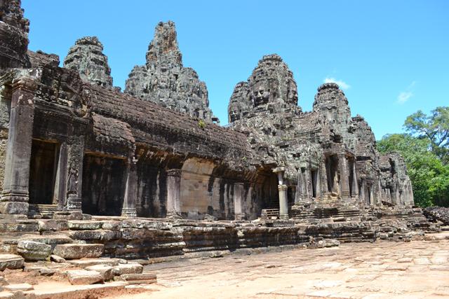 Bayon Tempel - Angkor Cambodja