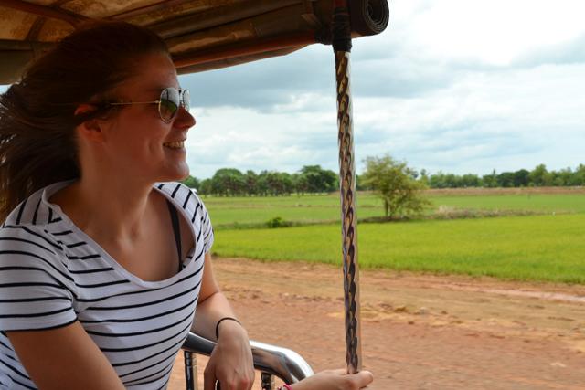 Alleen reizen naar Cambodja