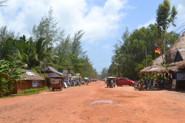 Otres Beach Cambodja
