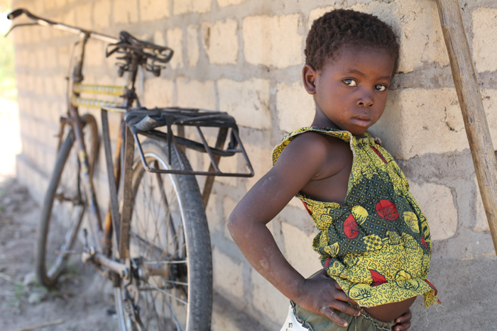 Cycle for Plan Zambia