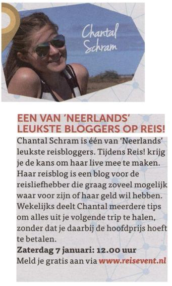 Reisdoc.nl in Dagblad van het Noorden