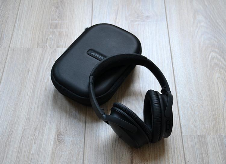 Review Bose QuietComfort 35