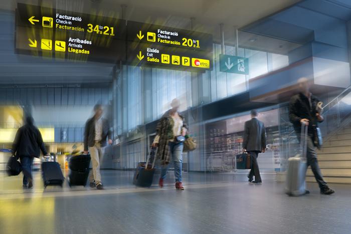 Goedkoopste vliegvelden stedentrip