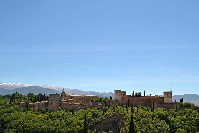 Bezienswaardigheden Andalusie